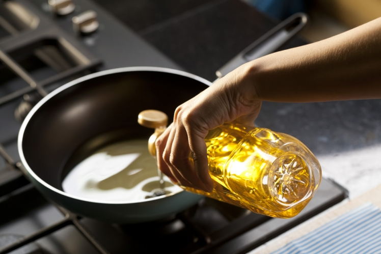 #4 Cooking Oil