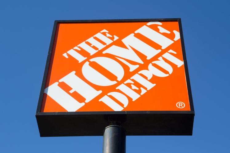 #6 Home Depot