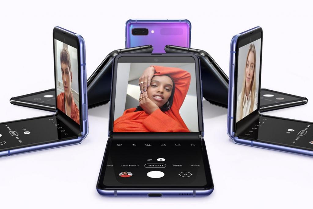 Samsung Galaxy Z-Flip