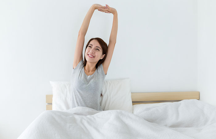 Better Mood and Improved Sleep
