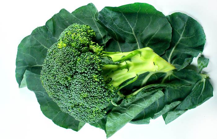 Broccoli, Cabbage, Kale