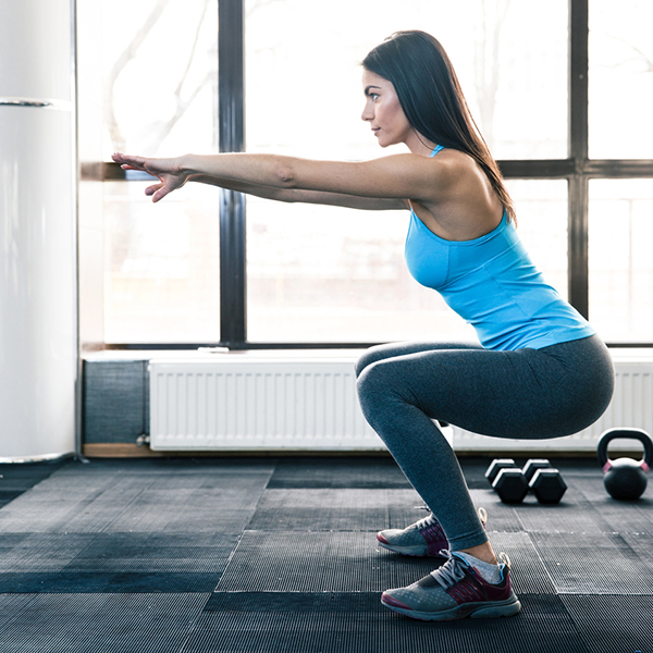 Squats are bad for your knees