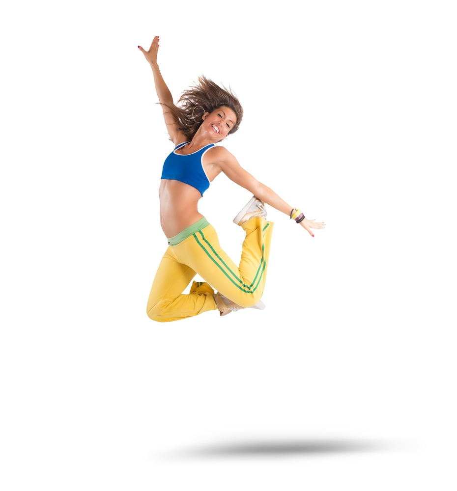 why zumba isn't just a dance party