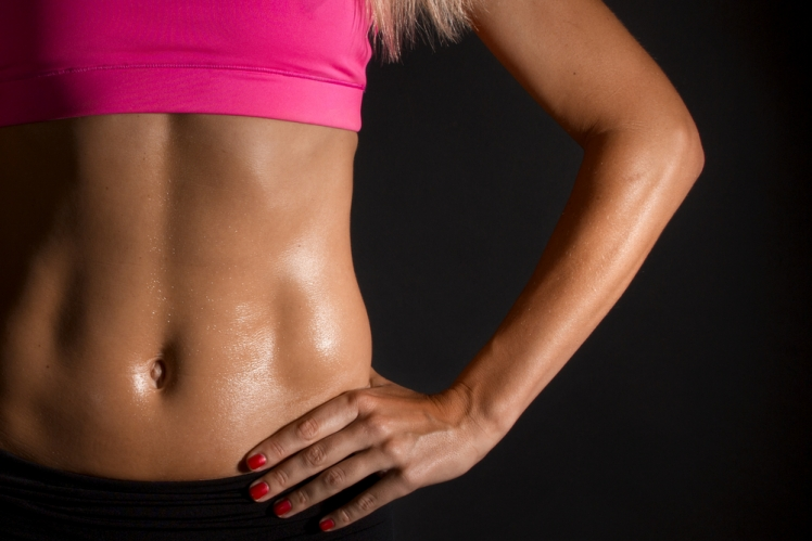 Planks can help to tone your tummy