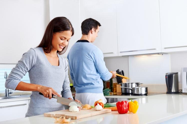 make healthy meals