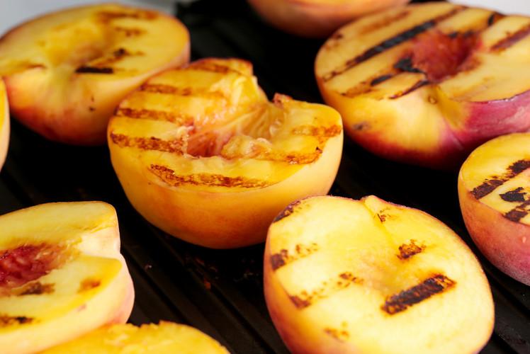 BBQ Fruit