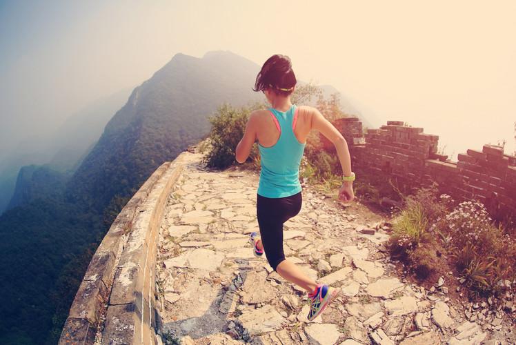 Great Wall Marathon, Tianjin, China