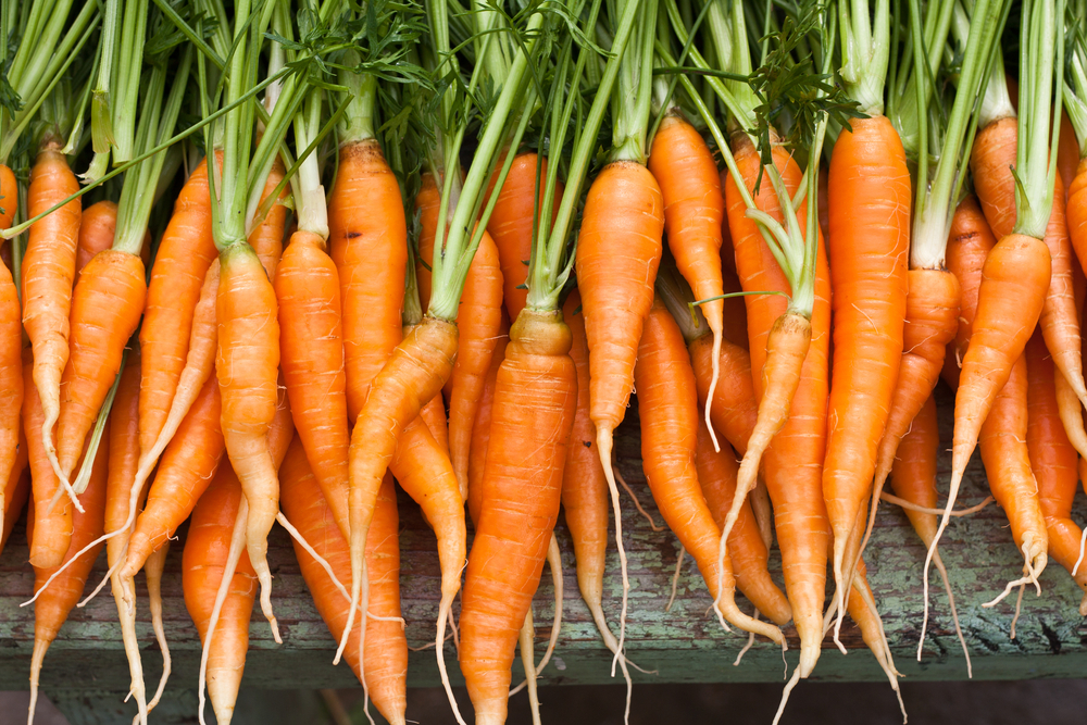 carrots can help to reduce your cancer risk