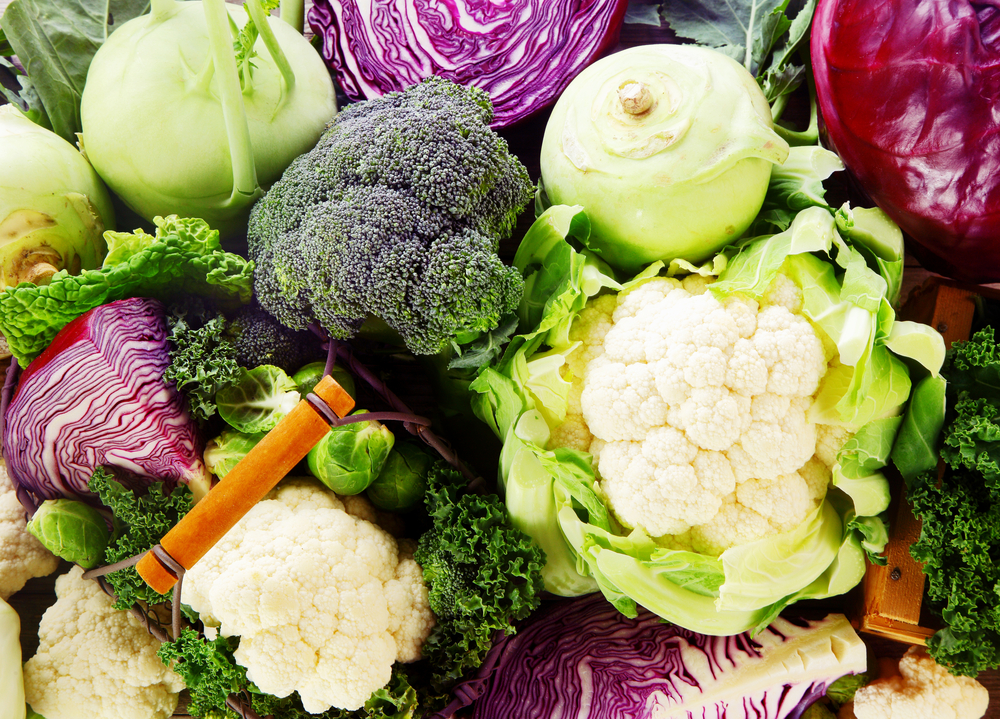 Cruciferous Vegetables are an examples of foods that help to reduce your cancer risk