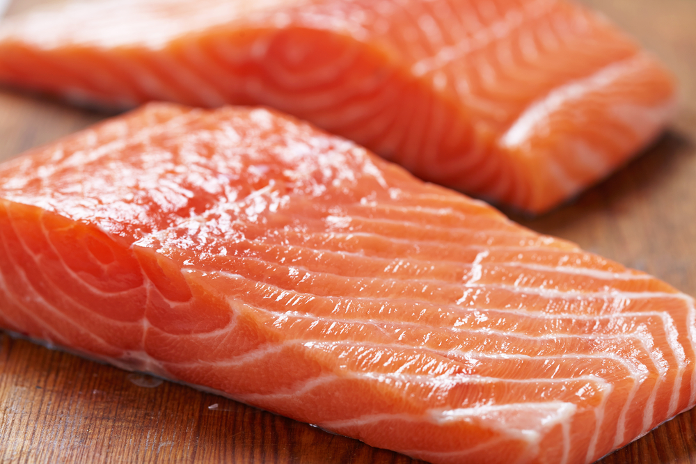 salmon can help to reduce your cancer risk