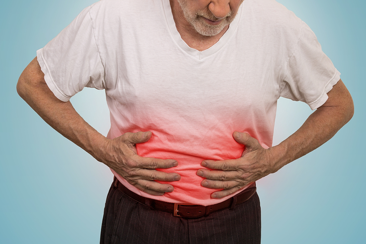 Belly Pain or Depressed Belly