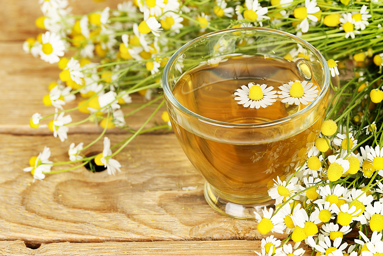 Chamomile is one of the best natural anxiety remedies