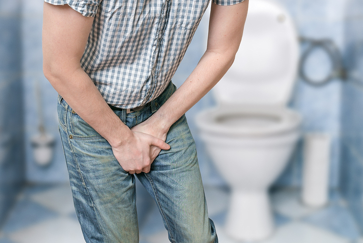 Difficulty Urinating