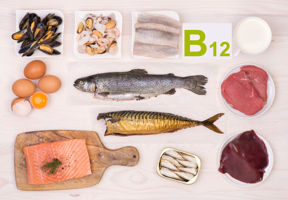Don't forget Vitamin B12