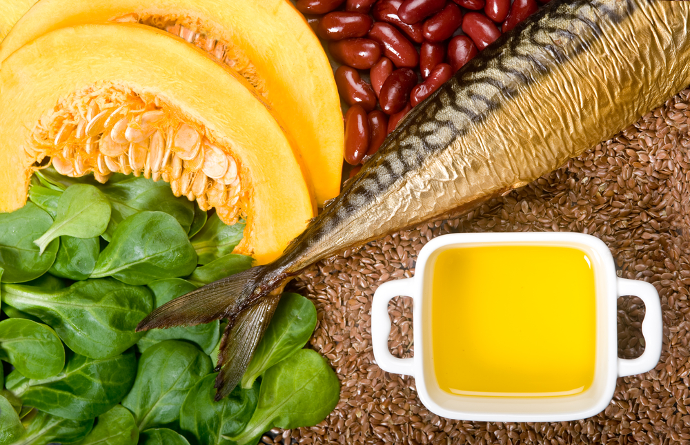 Eat More Omega-3 Fatty Acids