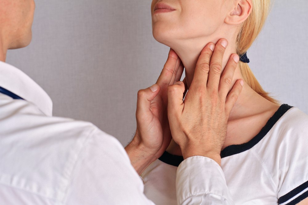 Head to the doctor for a thyroid check if you're struggling to lose weight