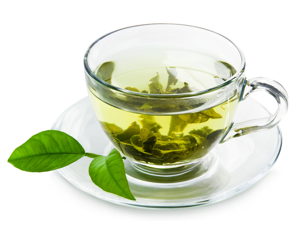 Drink Green Tea,