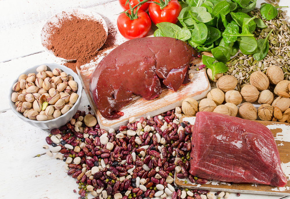 Iron Rich Foods are Important for Multiple Myeloma