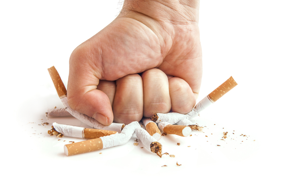 Stop Smoking.