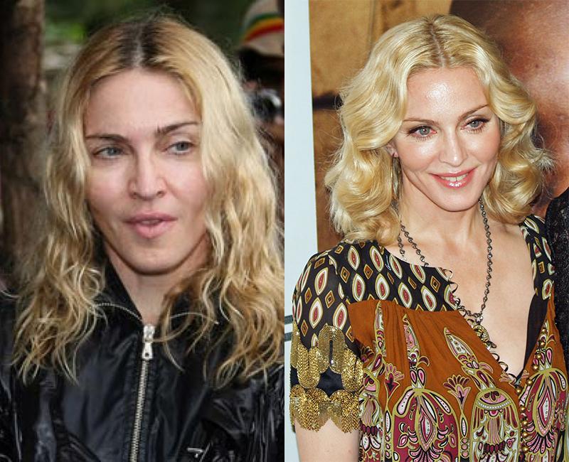 MadonnaMakeup
