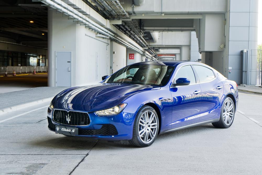 2017 Maserati Ghibli