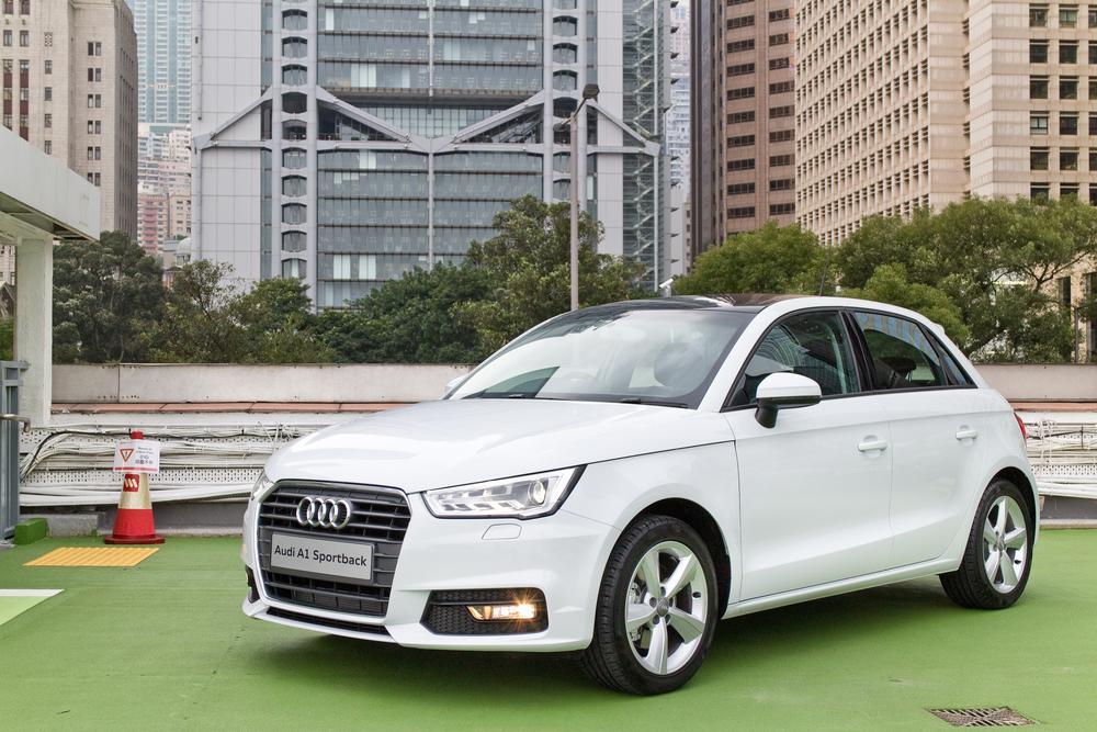 Audi Range Options