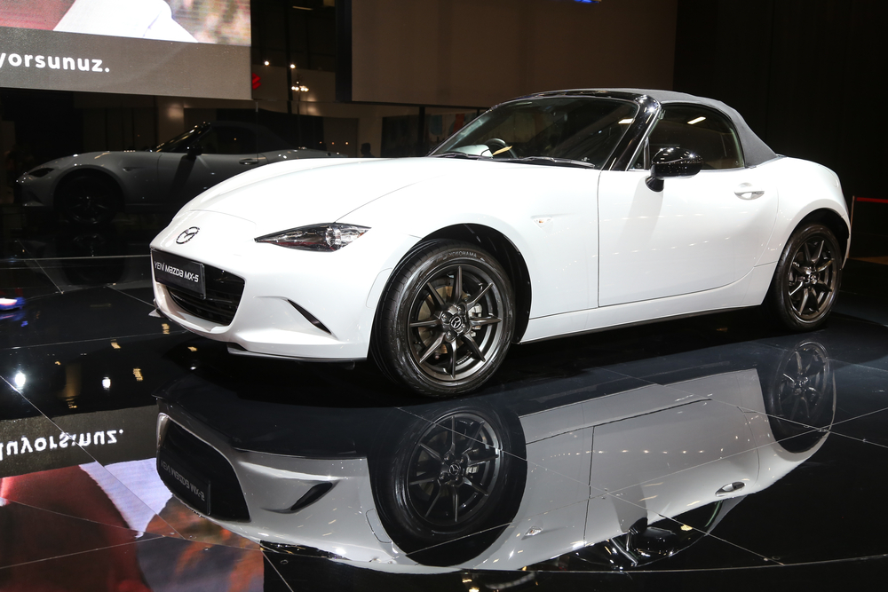 Buy a pre-owned Mazda Miata