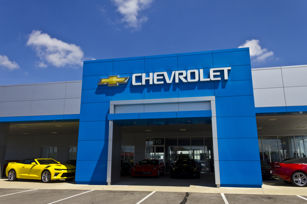 Car Sales Lots An Alternative to Used Chevy Dealers