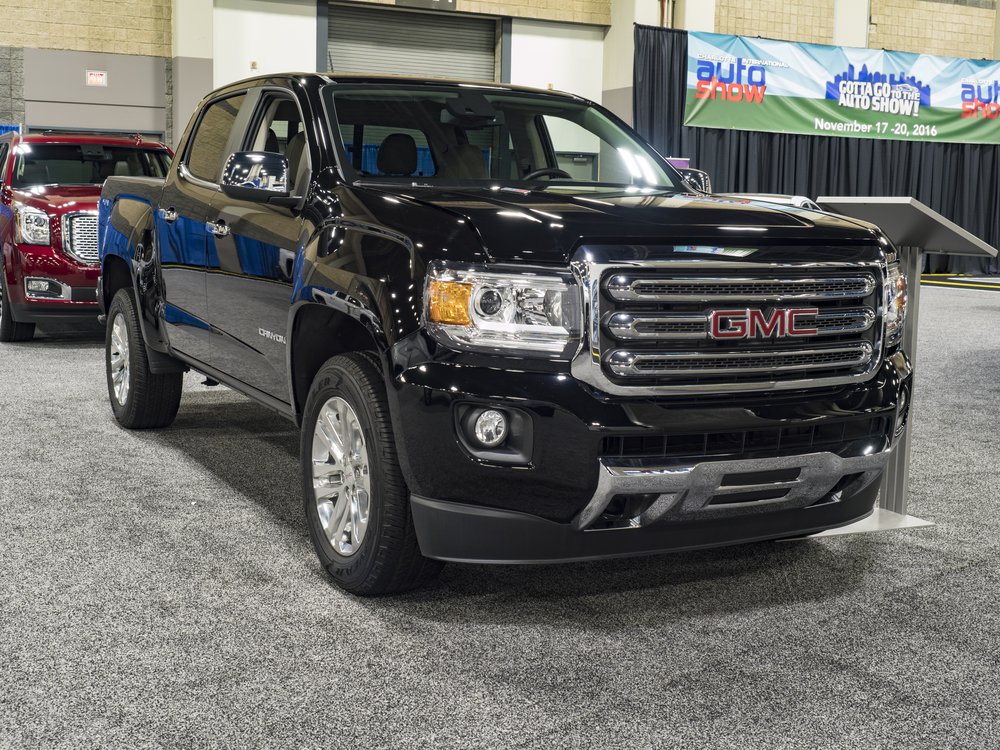 Compare the 2016 GMC Lineup