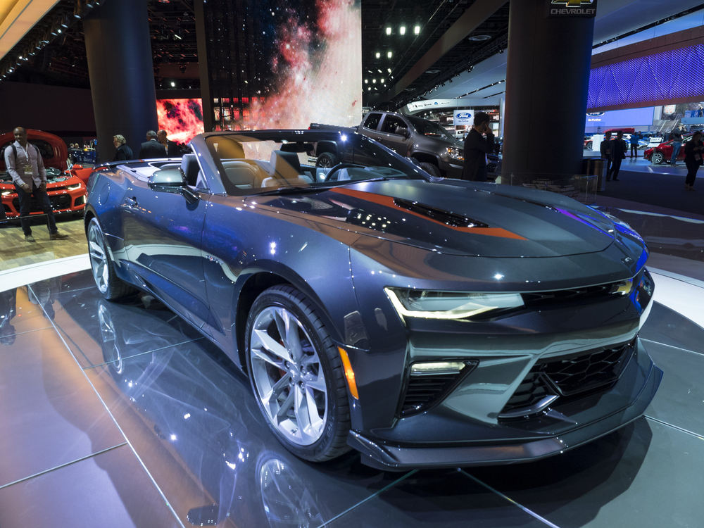 Discover the Chevrolet Camaro Newest Trims