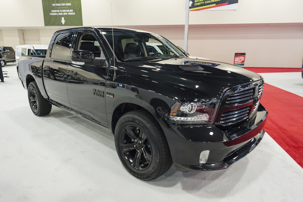 Discover the Dodge Ram 1500 Options