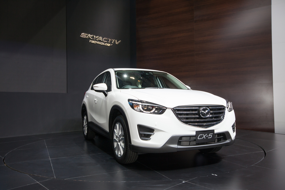 Discover the Mazda CX Models Compared