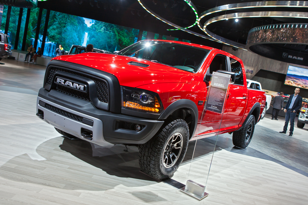 Discover the changes to the 2017 Dodge Ram 1500