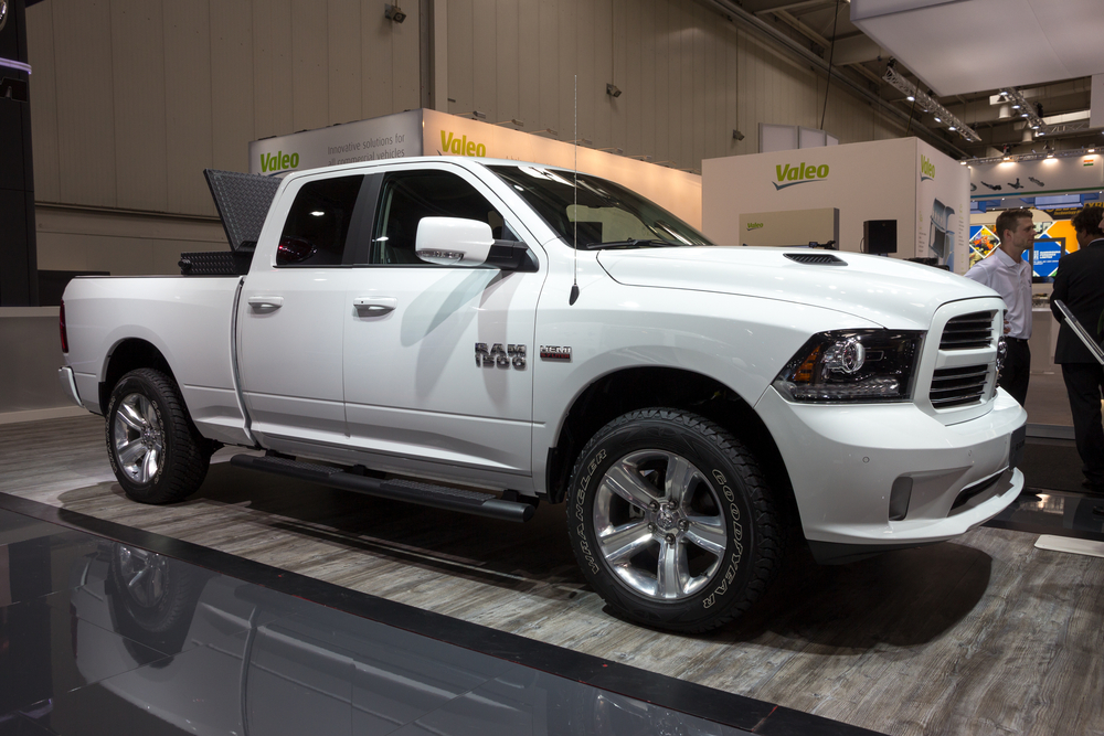 Discover the luxury features on the Dodge Ram 1500