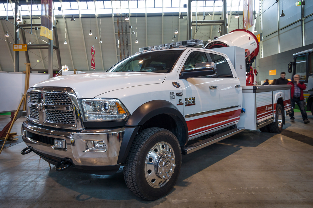 Dodge Ram Chassis Cab