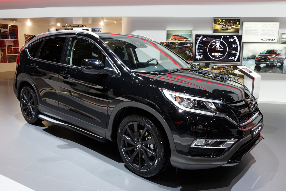 How About the Honda CR-V?