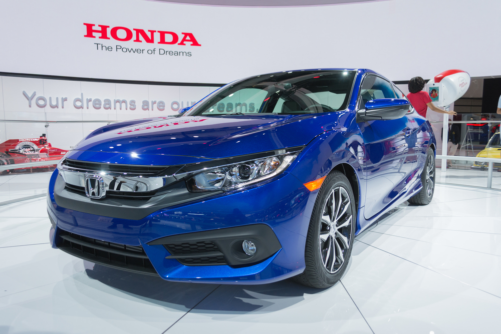 Keeping costs low when purchasing used Honda Civic cars