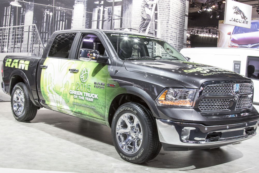 Learn More About the 2016 Dodge Ram Truck
