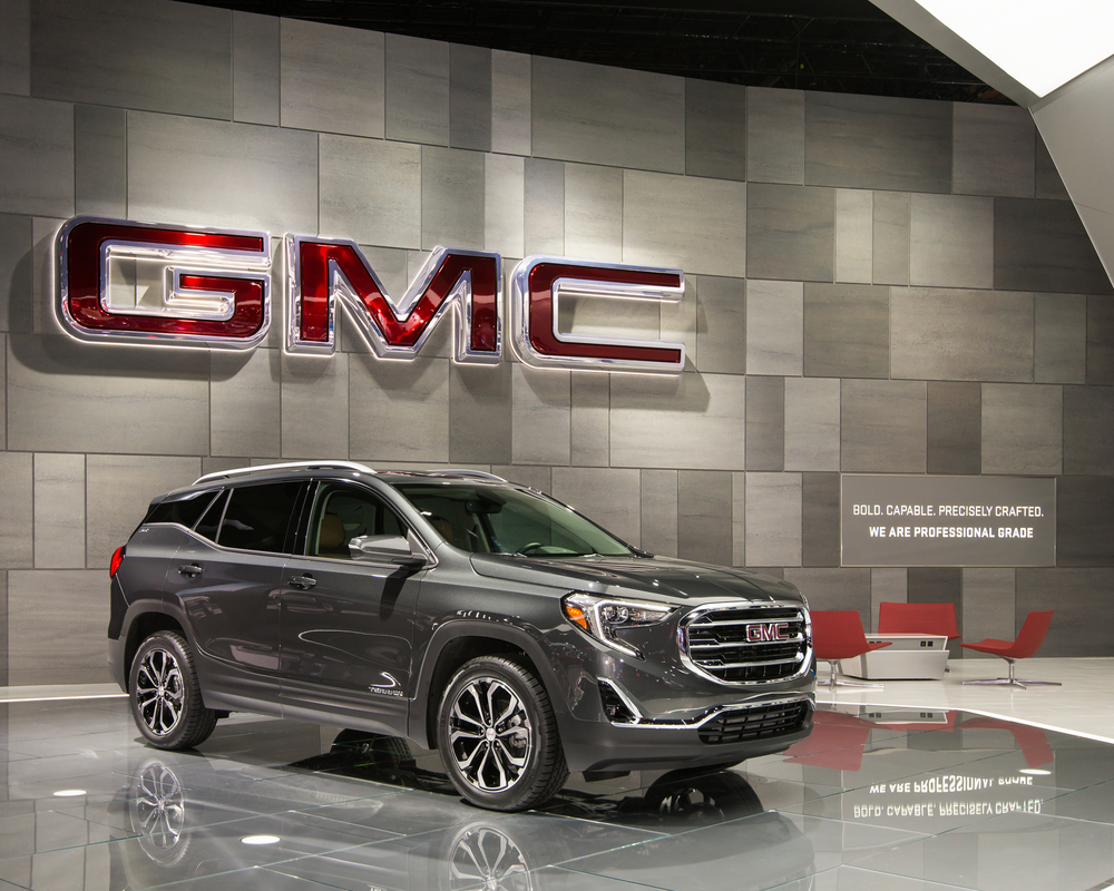 Newest GMC SUV Models