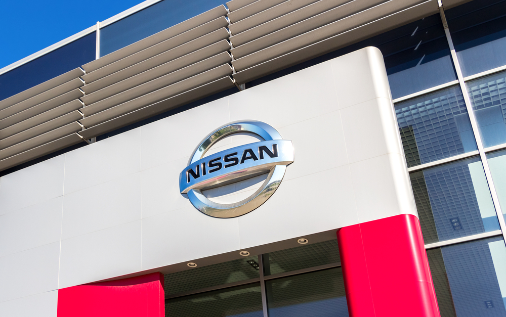 Nissan Website