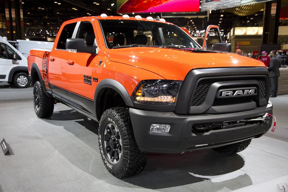 Ram Truck Comparison