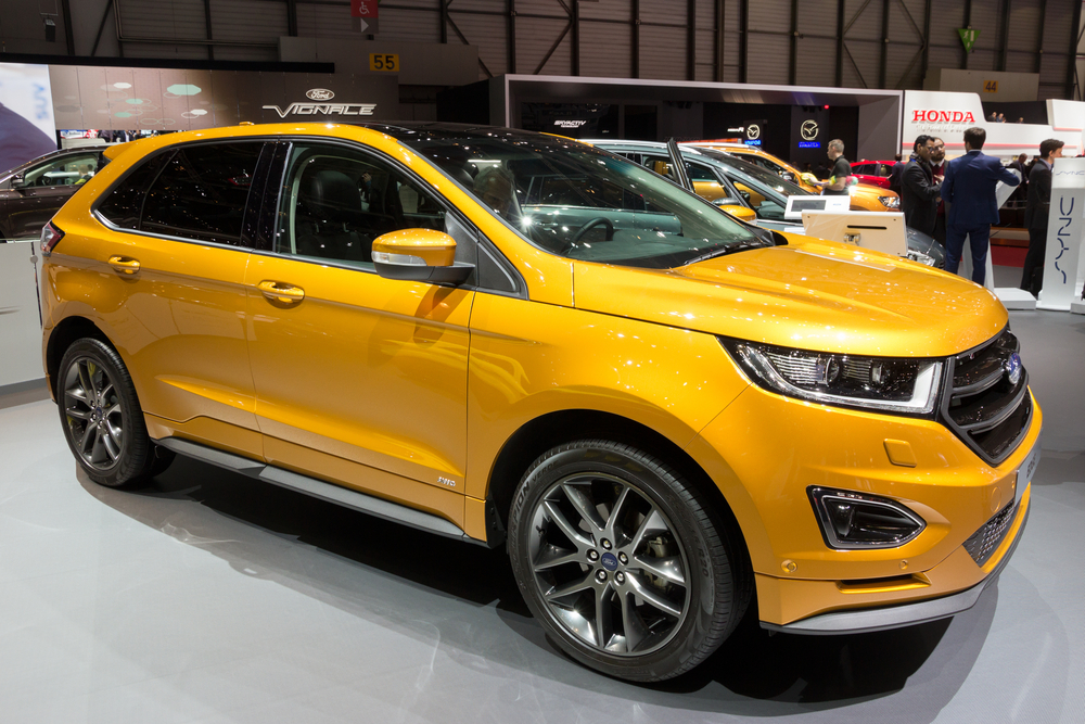 The Ford Edge