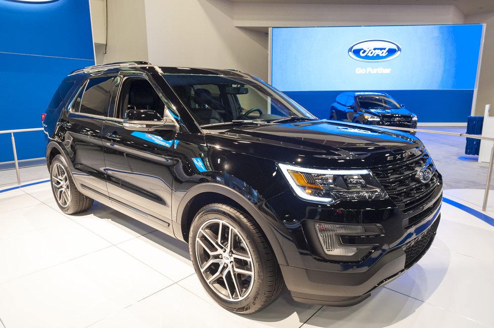 The Right SUV Ford Cars