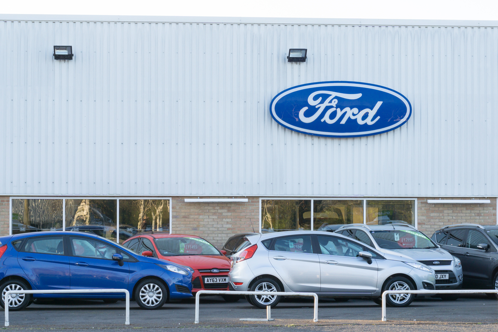 Traits of an Official Ford Dealership