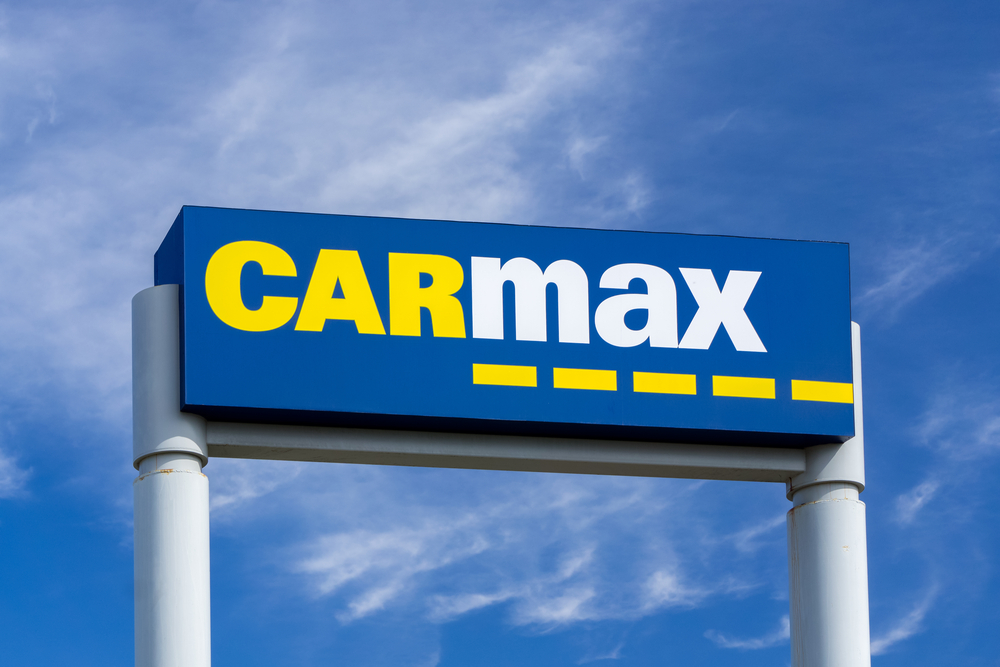 Try checking CarMax