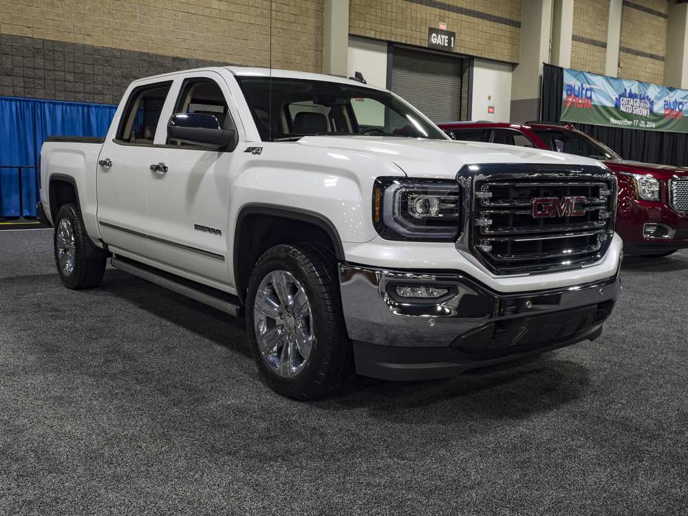 Where to Buy Your GMC Truck