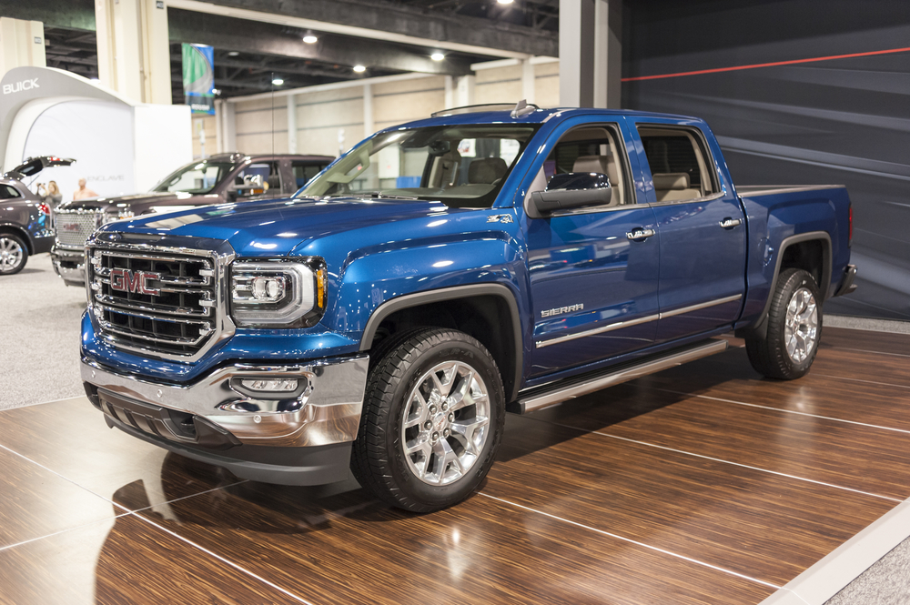 Where to Look for Deals on GMC Trucks
