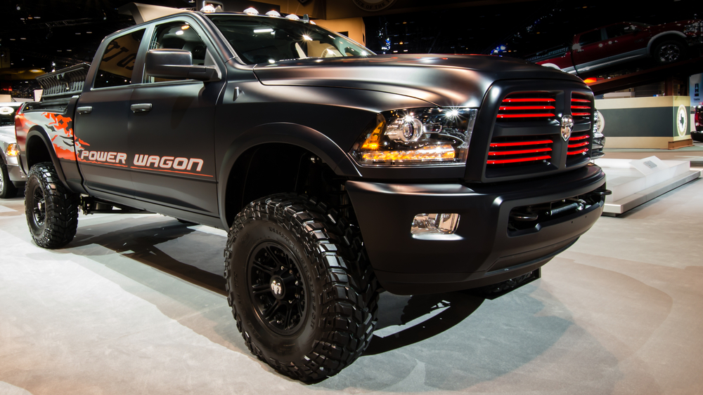 Why You Should Consider a Used Dodge Ram Truck