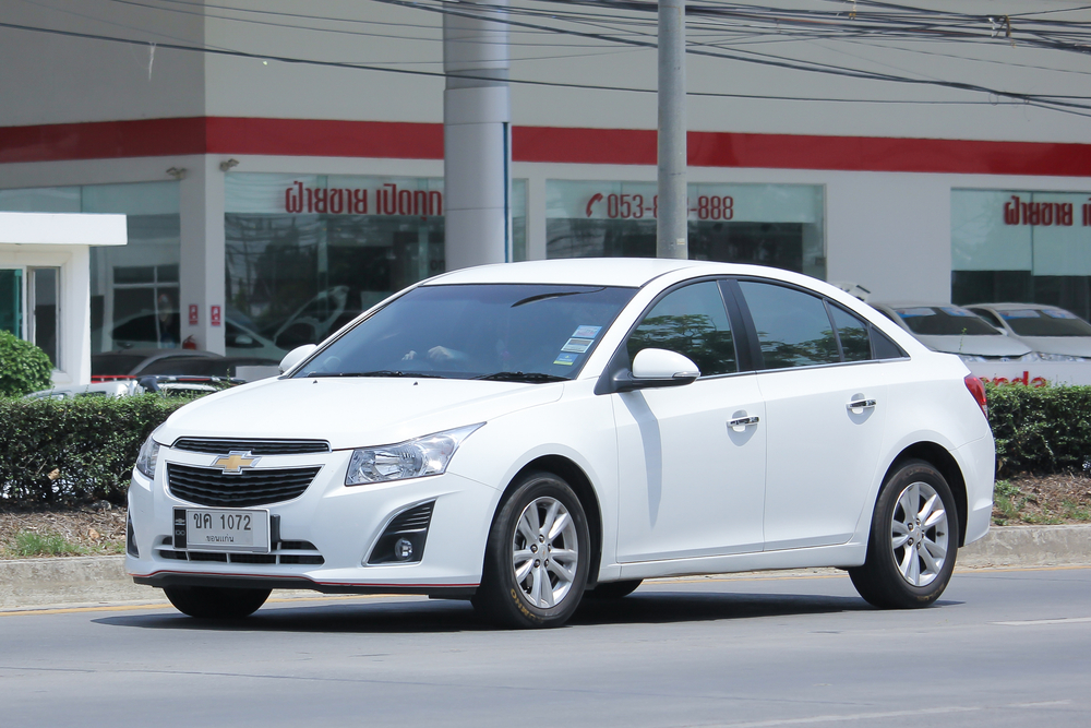 Your Guide to Buying a Chevrolet Cruze