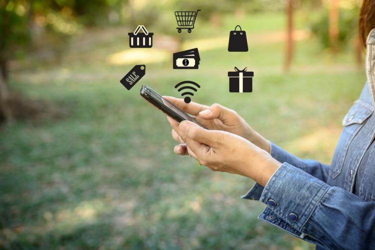 10. Abandon your online shopping cart